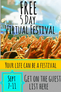 virtual festival side ad